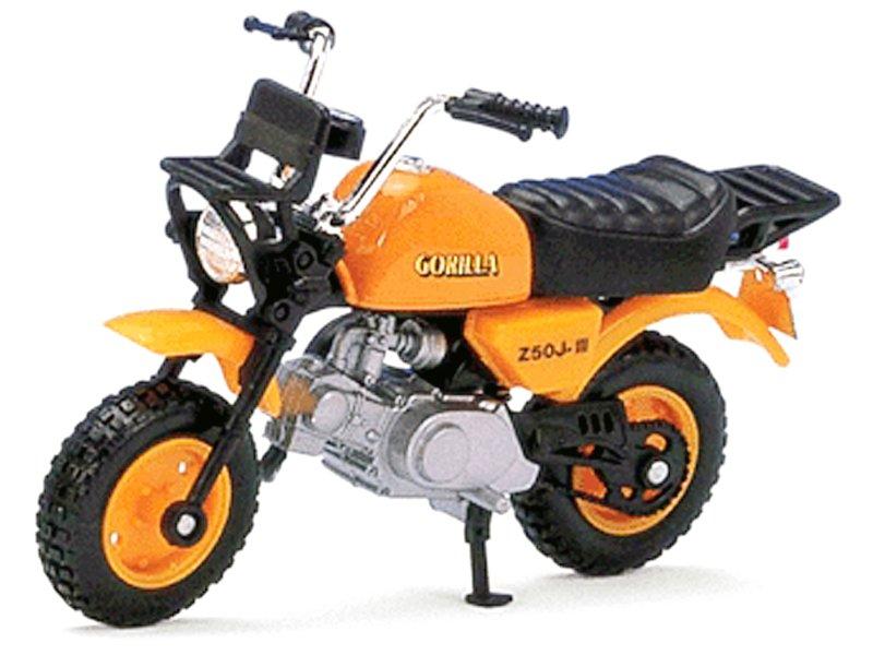Model motocykla Honda Z50 Gorilla