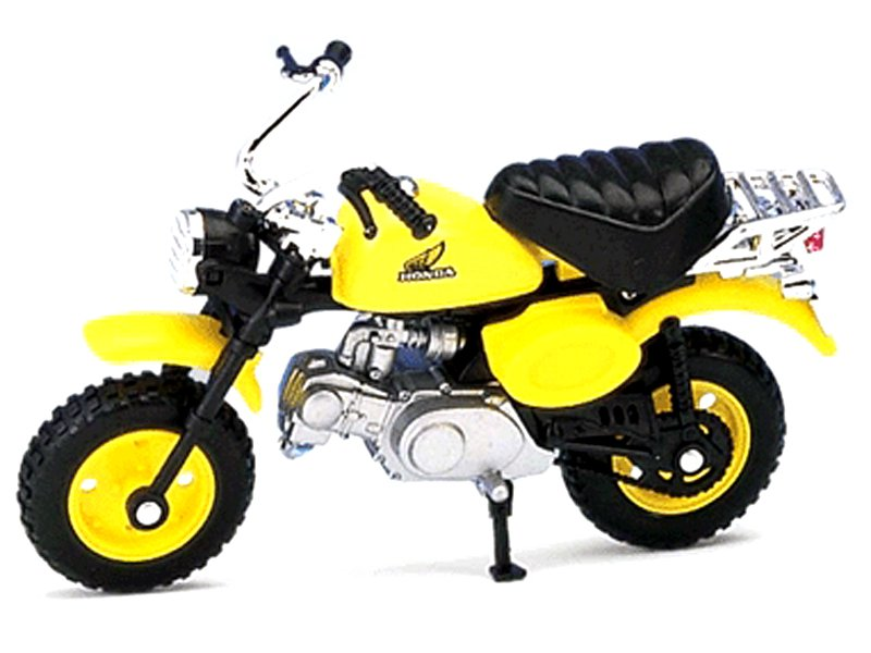 Model motocyklu Honda Monkey