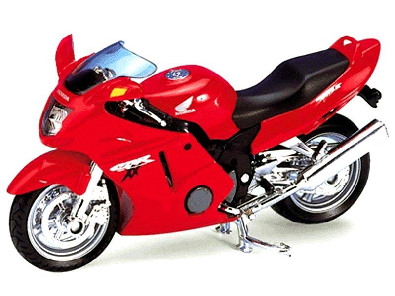 Model motocykla Honda CBR1100XX