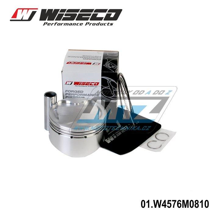 Pístní sada Suzuki  DR350 / 90-99 - rozměr 81,00mm - kovaný Wiseco