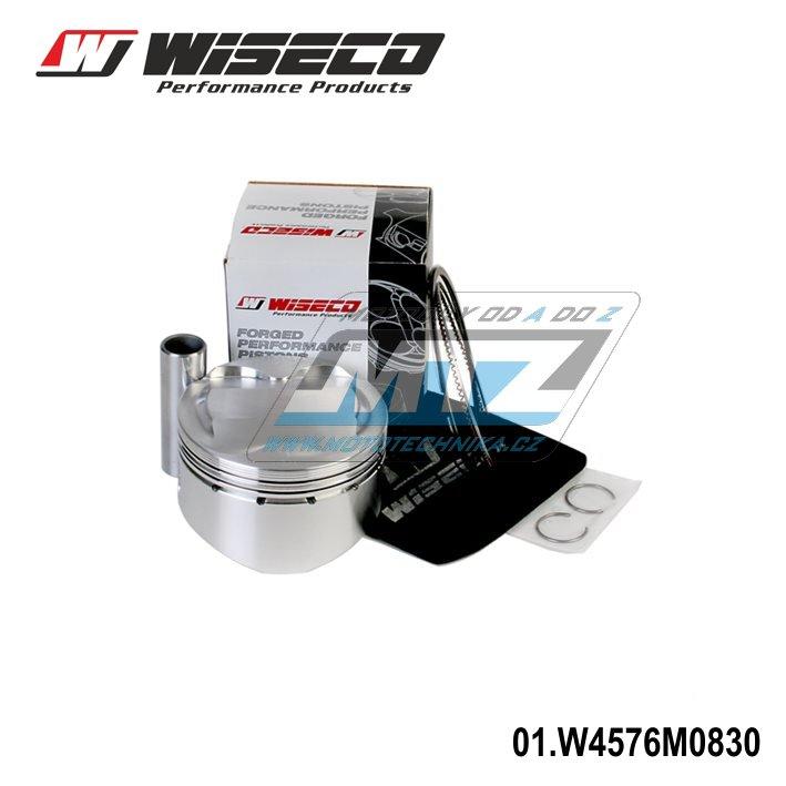 Pístní sada Suzuki  DR350 / 90-99 - rozměr 83,00mm - kovaný Wiseco