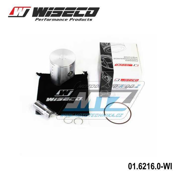 Píst Husqvarna CR125 + WR125 + WRE125 + SMS125 + Husaberg TE125 - 54,00mm