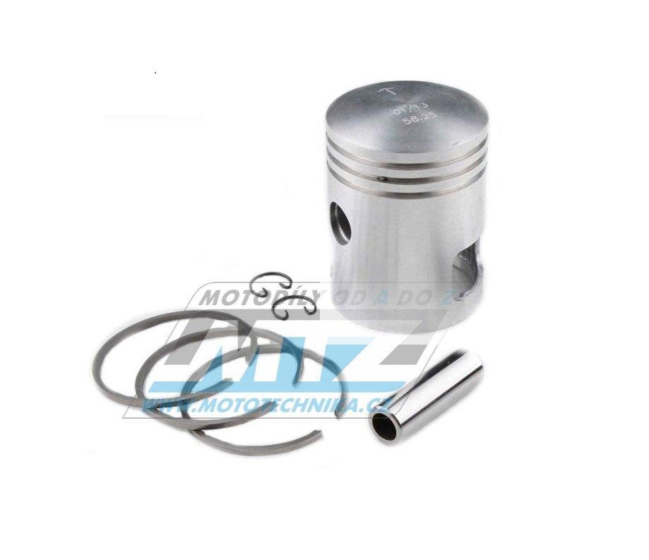Píst KTM 85SX + 105SX / 03-18 + Husqvarna TC85 / 14-18 - pro vrtání 52,00mm ( kovaný)