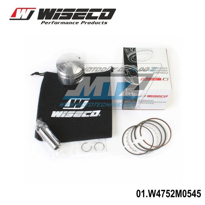 Píst Yamaha TTR125 / 00-16 + XT125R + XT125X / 00-16 + YBR125 / 00-09 + Derbi 125 Senda / DRD + Rieju 125 Marathon / SM PRO - pro vrtání 54,50mm
