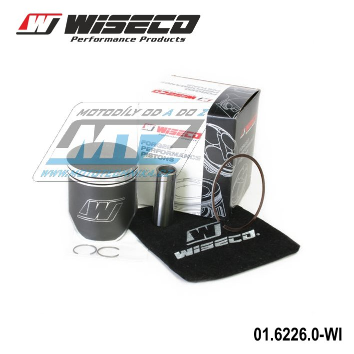 Pístní sada KTM 125SX / 07-18+ 125EXC / 01-16 + Husaberg TE125 / 12-14 + Husqvarna TE125 / 14-16 + TC125 / 14-18 - pro vrtání 54,00mm