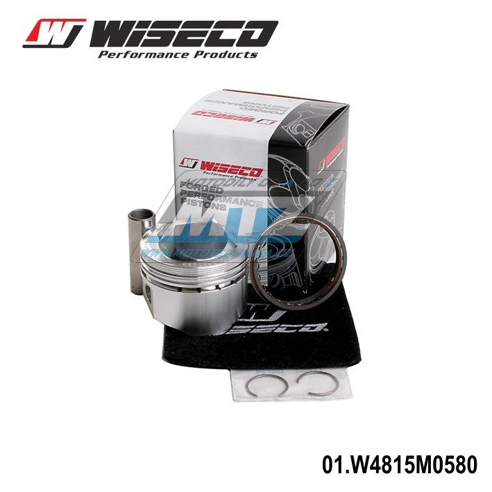 Píst Suzuki DRZ125 + Kawasaki KLX125 / 02-13 - pro vrtání 58,00mm