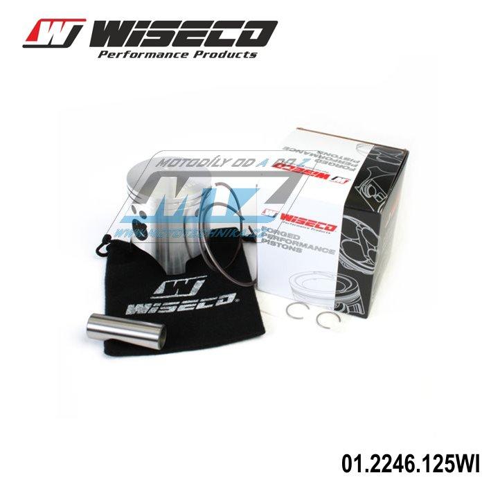 Píst Yamaha DT125 R / E / X + KTM125-LC2 - průměr 57,25mm (kovaný)