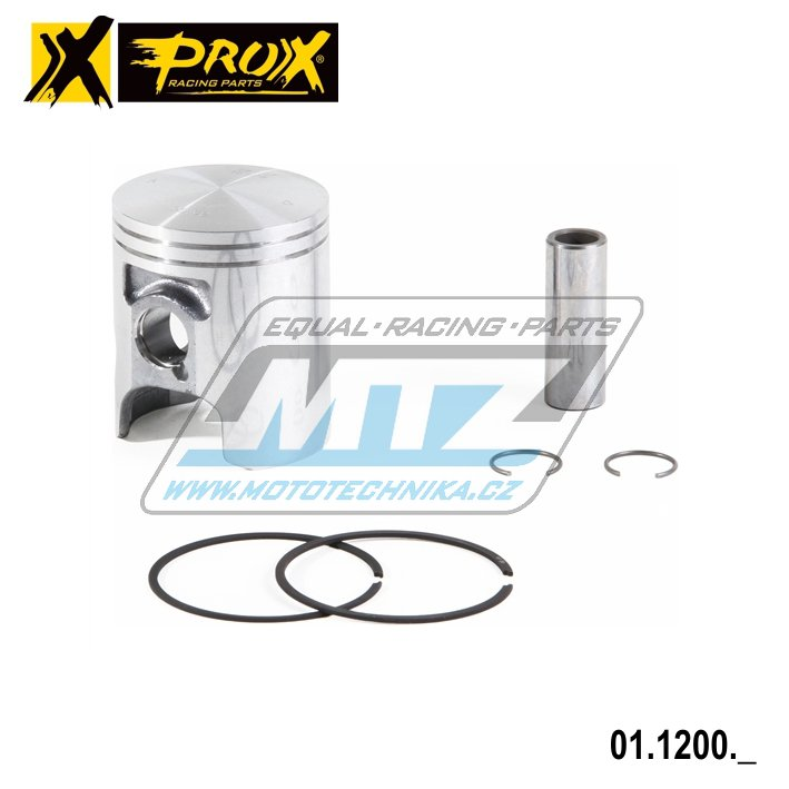 Píst Honda MTX125 - pro vrtání 56,50mm (bez otvorů na sání)