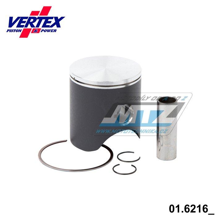 Piestna sada Vertex Husqvarna CR125 + WR125 + WRE125 / 97-13 + SMS125 + Husaberg TE125 - 55,95mm