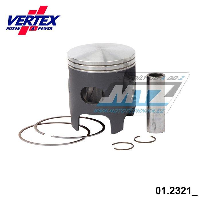Píst Yamaha YZ250 / 99-18 + Suzuki RM250 / 03-12 - rozměr 66,37mm