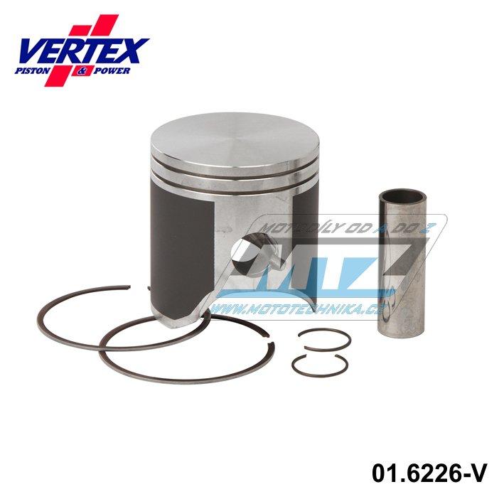 Pístní sada Vertex KTM125SX+EXC+Husaberg TE125+Husqvarna-TE125 53,96mm