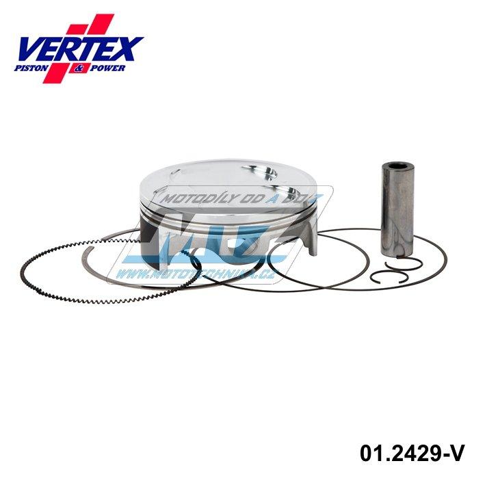Pístní sada Yamaha YZF450 / 03-09 + WRF450 / 03-15 + Gas-Gas EC450F - rozměr 94,95mm