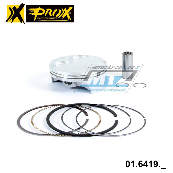 Piestna sada TM - EN450F + MX450F / 09-12 - rozmer 94,96 mm PROX