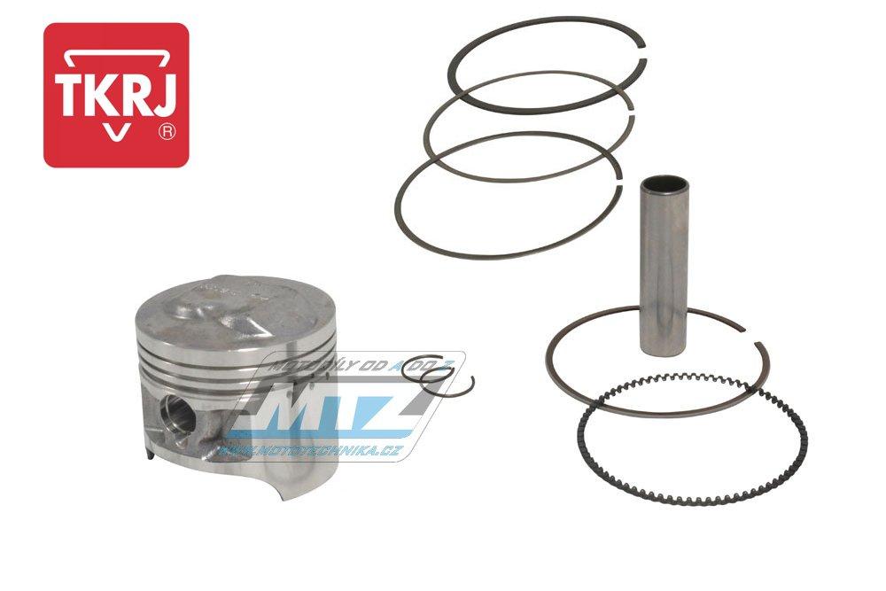 Píst Suzuki DR125 + GN125 + GS125 / 82-02 - pro vrtání 58,50mm