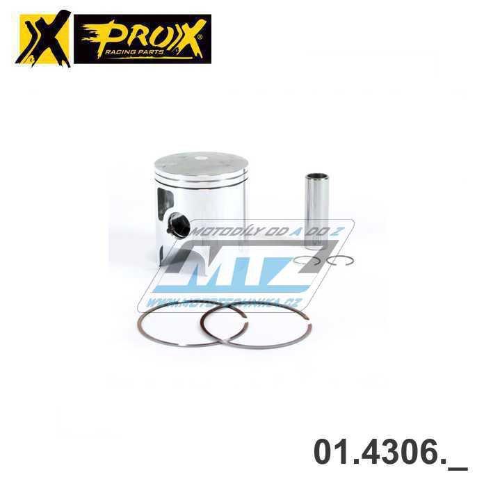 Piestna sada PROX Kawasaki KX250 / 90-91 + KDX250 / 92-95 - rozmer 67,37mm