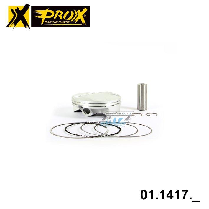 Piestna sada PROX Honda CRF450R / 17-18 + CRF450RX / 17-18 - rozmer 95,96mm