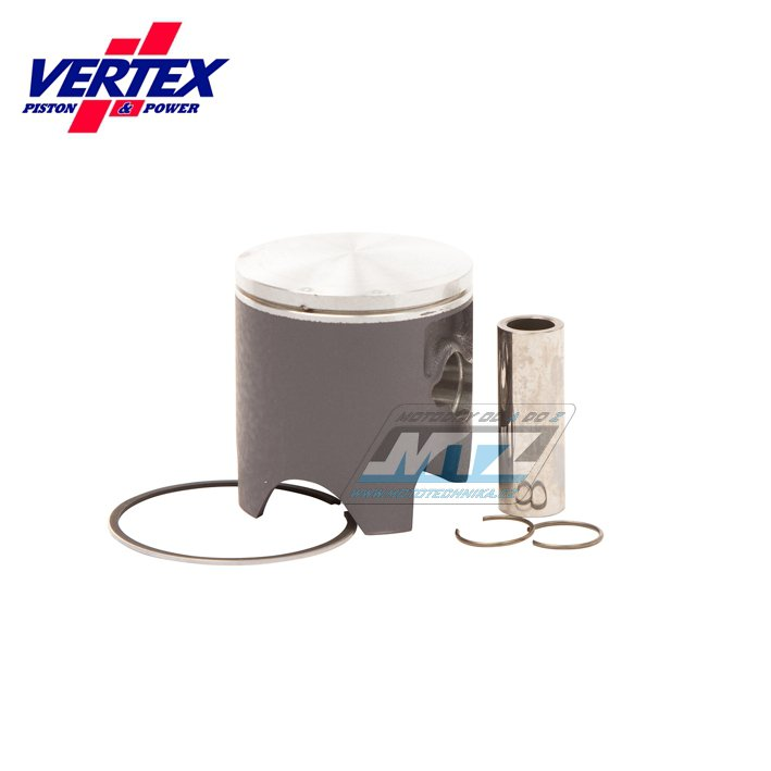 Píst Honda CR85 / 03-07 - rozměr 47,45mm (Vertex 22863B)