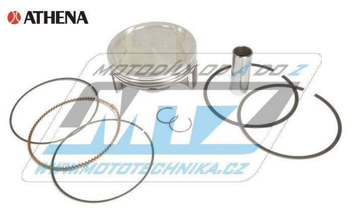 Píst KTM 400 LC4 / 93-99 - rozměr 94,96mm