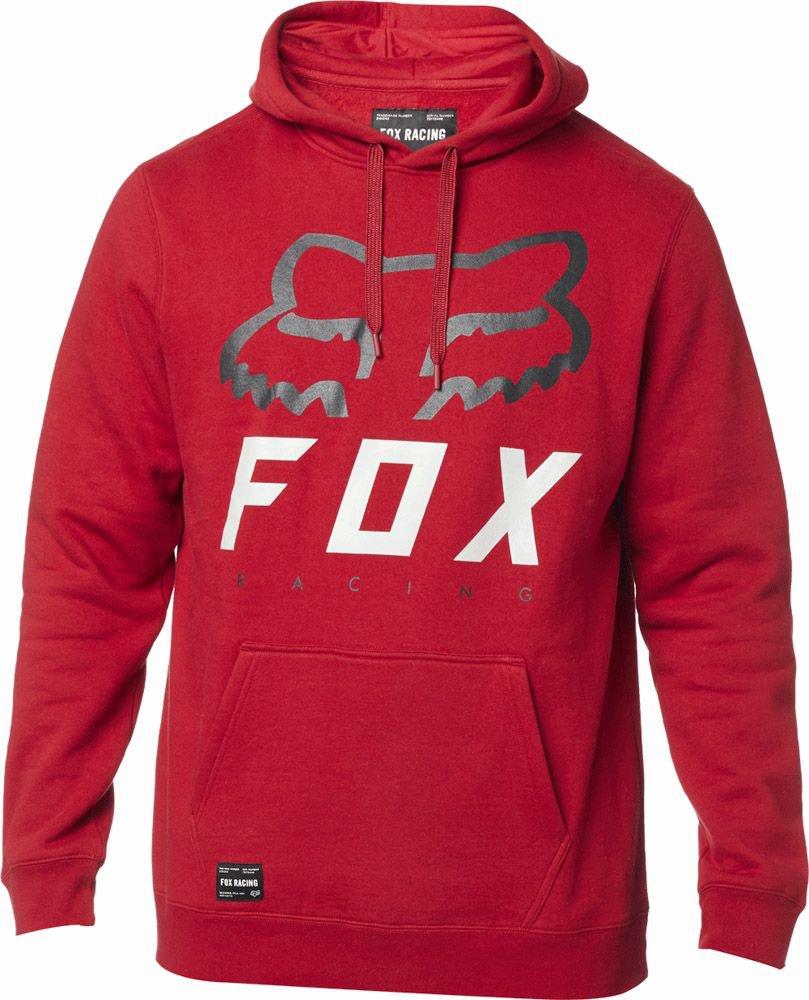 Mikina FOX Heritage Forger Pofleece Cardinal - velikost XXL