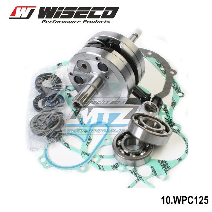 Kľuková hriadeľ Yamaha YZ 125 / 01 - 04 Wiseco