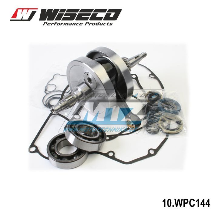 Kľukovka Hot rods Kawasaki KXF 250 / 04 - 06 + Suzuki RMZ 250 / 04 - 06 Wiseco