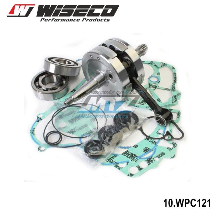 Kliková hřídel Suzuki RM 125 / 01 - 03 Wiseco