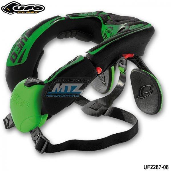 Chránič Ufo Neck-Brace zelený