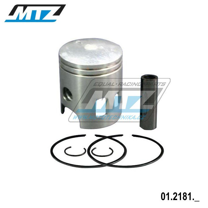 Píst DT/RD80-MX 49,25mm