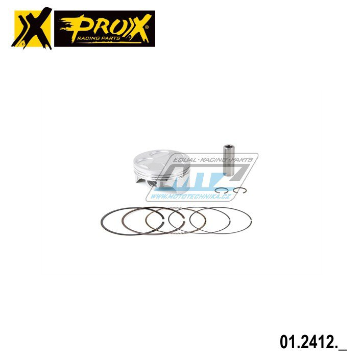 Piestna sada PROX Yamaha YZF250 / 12-13 - rozmer 76,96mm
