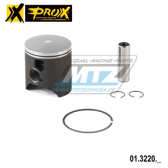 Píst Suzuki RM125 / 00-03 - rozměr 53,97mm
