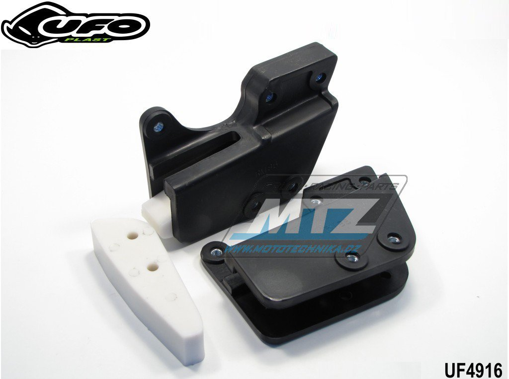 Vodítko řetězu Suzuki RM85 / 00-18
