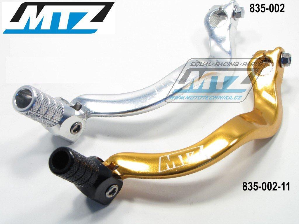 Řadička Suzuki RM125 / 83-11 + RM250 / 88-93 - stříbrná