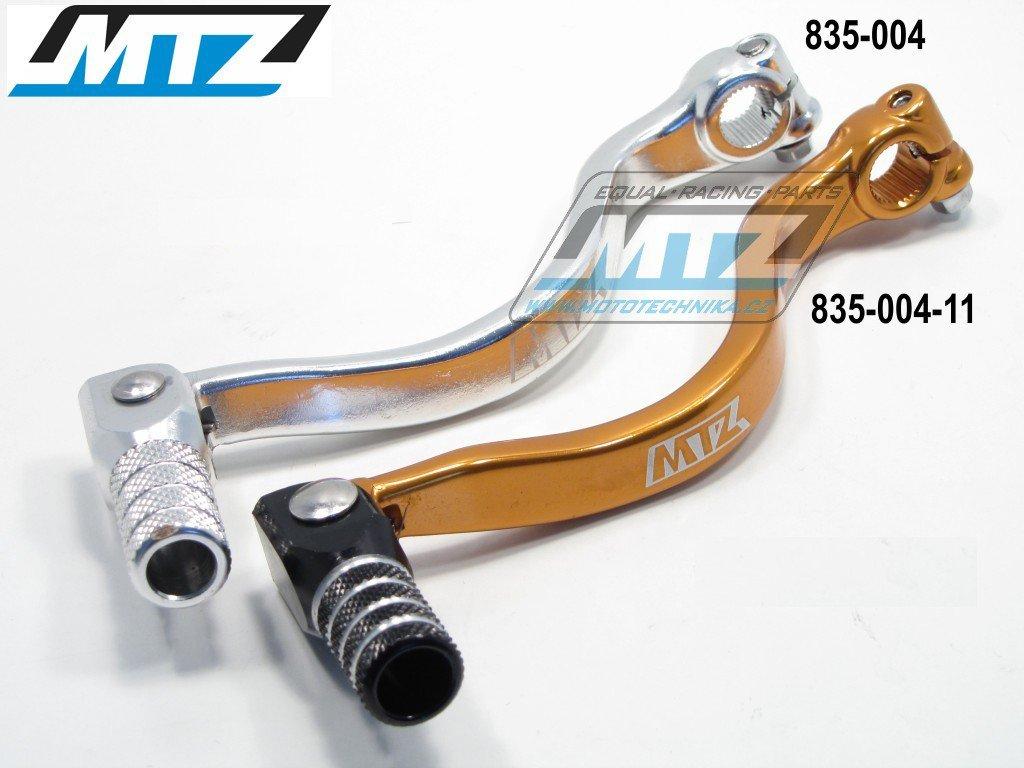 Řadička Suzuki RM80 + RM85 / 89-16 - stříbrná