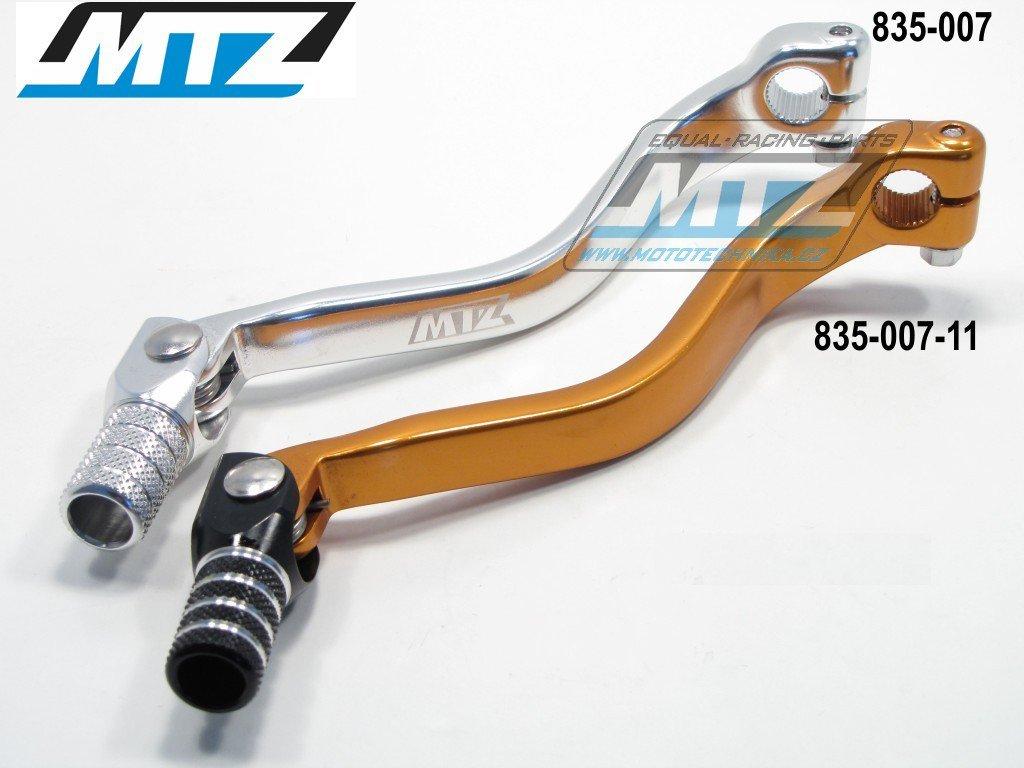 Řadička Suzuki DRZ400 / 00-17 - stříbrná
