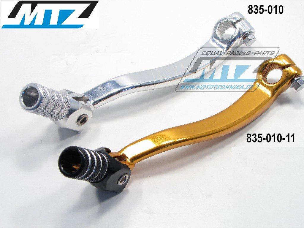 Řadička Suzuki RMZ450 / 05-07 - stříbrná