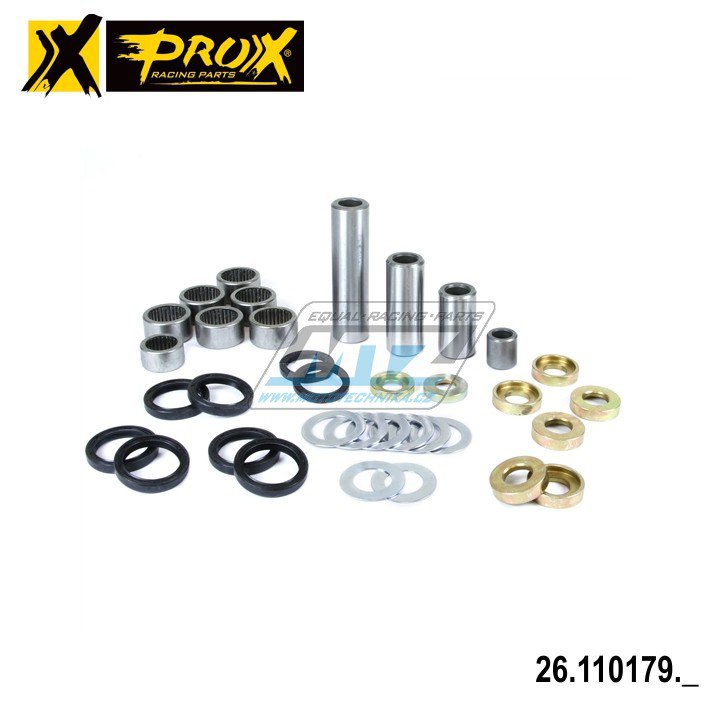 Sada přepákování Suzuki RMZ250 / 10-12 + RMZ450 / 10-12 + RMX450Z / 10-18