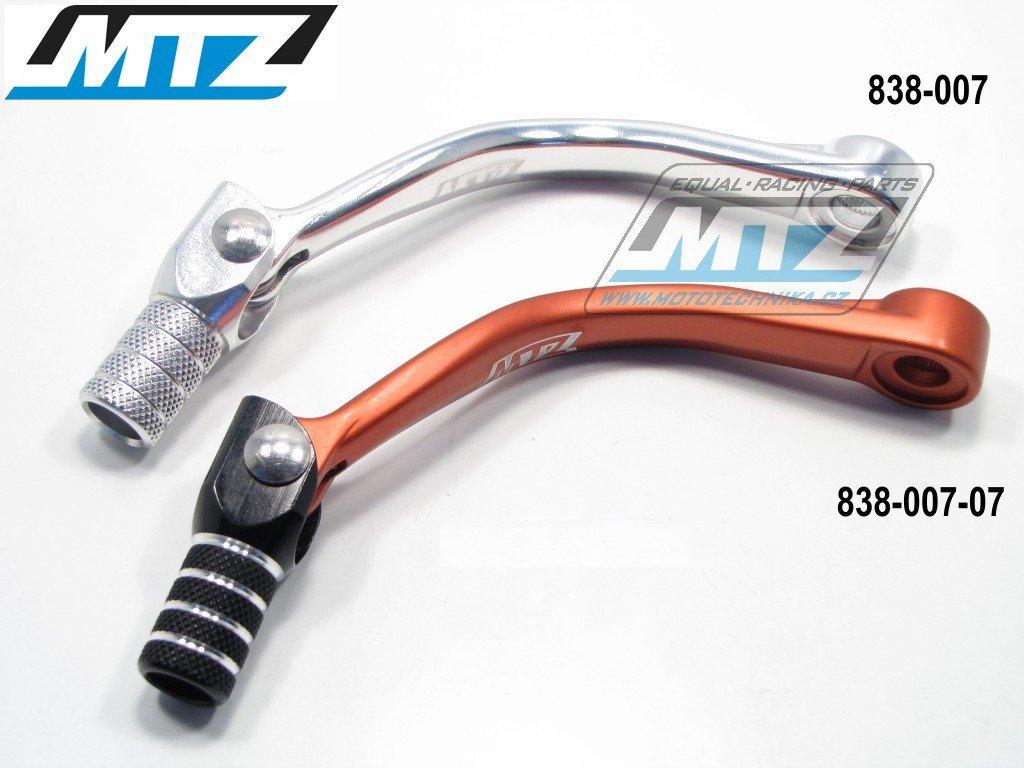 Řadička KTM125+200+250+300+360 stříbrná