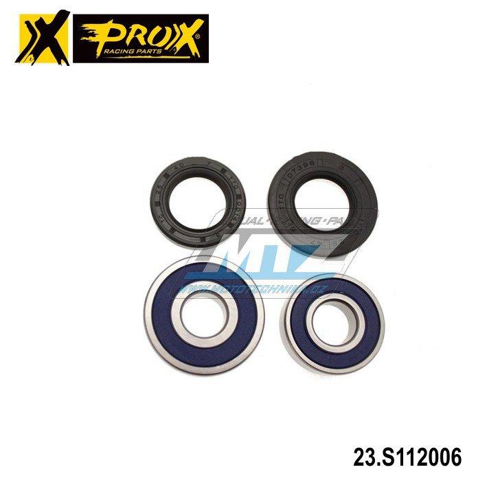 Ložiská zadného kolesa + tesnenia zadných kolies 25-1206 Honda CRF 230L, CRF 230M, CRM 250, XLR 125, XR 125L, XR 190, XR 250R, XR 400R, Suzuki GV 700 Madura ALL BALS