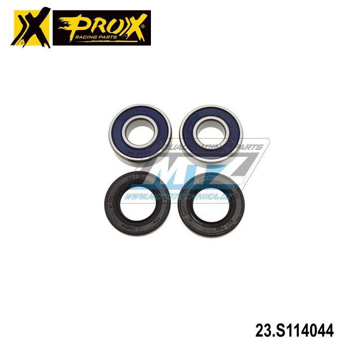 Sada ložísk predného kolesa Kawasaki KDX200+220+250 + Suzuki DR-Z-400 + Yamaha TT600+TT-R-230+WR250+XT225+250+600+YZ125+250+490 PRO-X