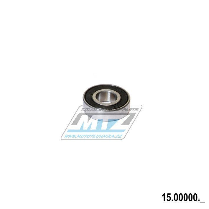 Ložisko 6001-2RS (rozměry: 12x28x8 mm)