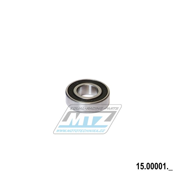 Ložisko 6002-2RS (rozměry: 15x32x9 mm)