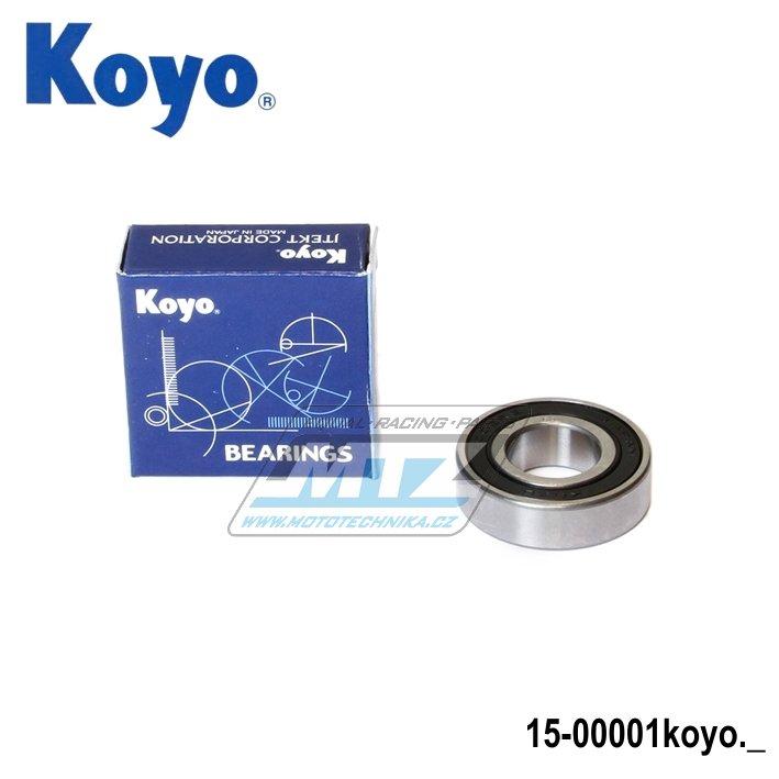 Ložisko 6002-2RS (15x32x9)Koyo