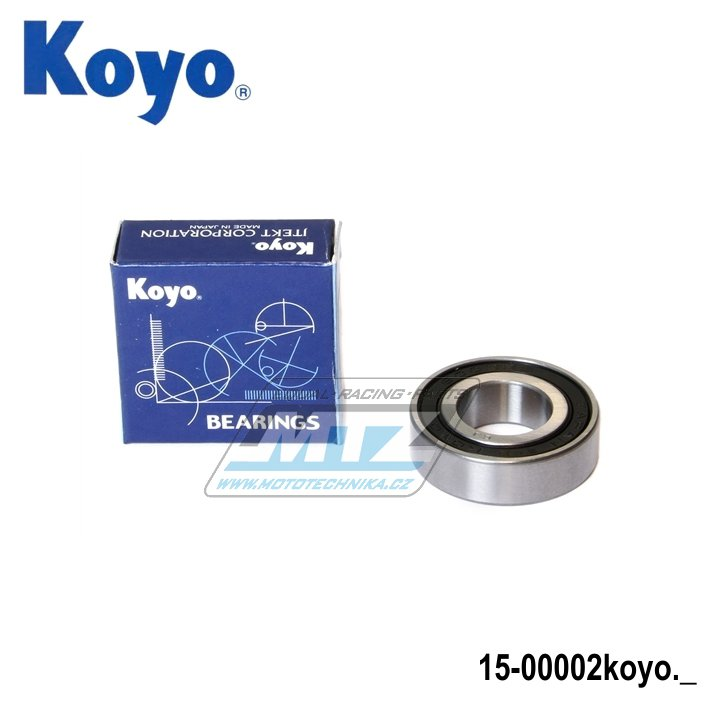 Ložisko 6003-2RS (17x35x10)Koy