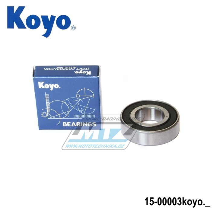 Ložisko 6004-2RS (20x42x12)Koy