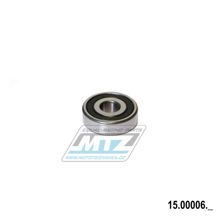Ložisko 6200-2RS (rozměry: 10x30x9 mm)