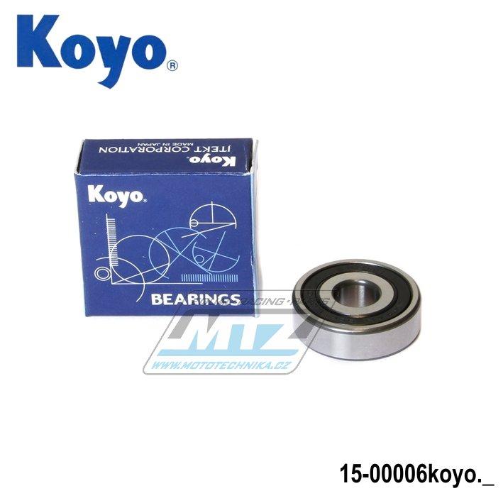 Ložisko 6200-2RS (10x30x9)Koyo