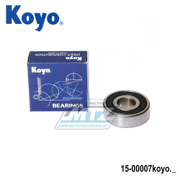 Ložisko 6201-2RS (12x32x10)Koy