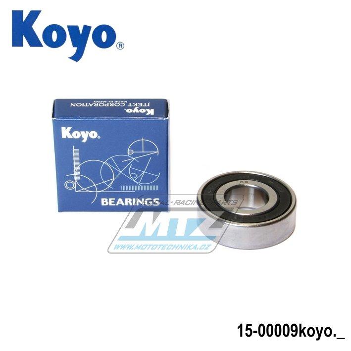 Ložisko 6203-2RS (17x40x12)Koy
