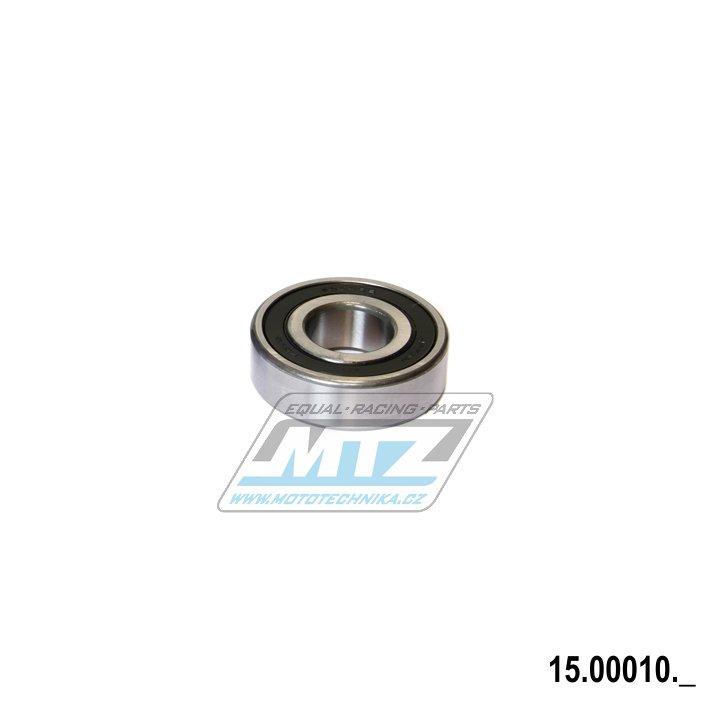 Ložisko 6204-2RS (rozměry: 20x47x14 mm)
