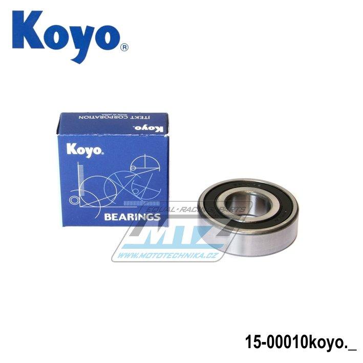 Ložisko 6204-2RS (20x47x14)Koy